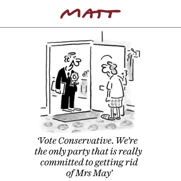 Matt MayTories