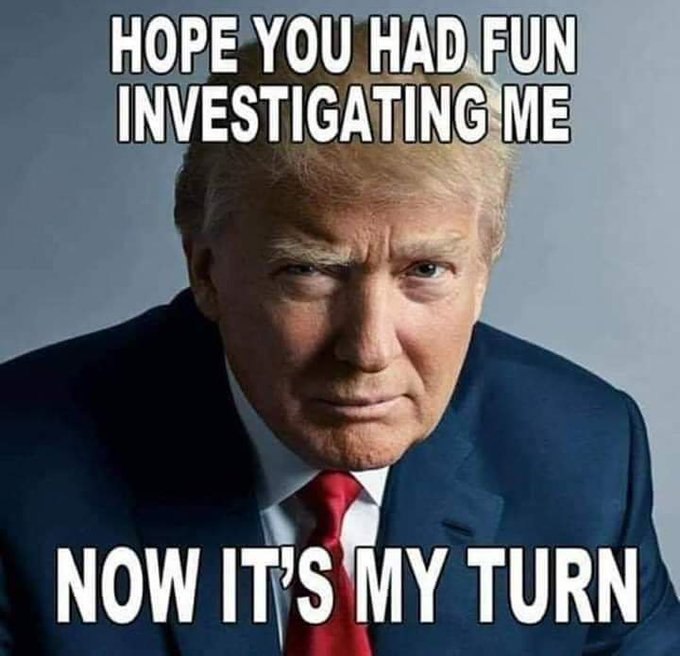 Trump investigating